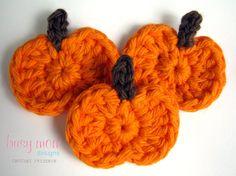 CROCHET PATTERN pumpkin
