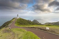 Cape Reinga, Nieuw-Zeeland