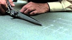 TAILOR'S TIPS by Vitale Barberis Canonico Episode 3: Cutting