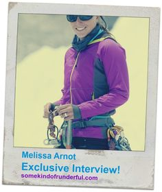 Mountain climber Melissa Arnot holds the record for most female summits of Mt. Everest. Here, she chats about hiking, running, and the Catalina Island Conservancy Marathon. wp.me/p1Ouwj-bi