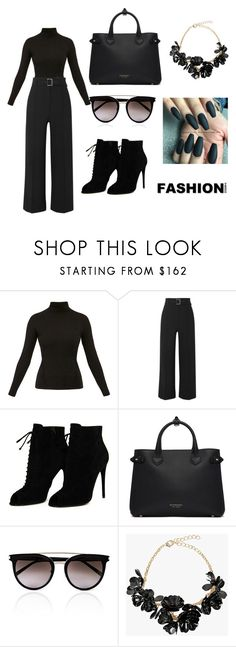 """Untitled #12"" by azraazra999 ❤ liked on Polyvore featuring Diane Von Furstenberg, Veronica Beard, Tom Ford, Burberry, Calvin Klein and Balmain"