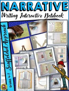 To weave a compelling story is indeed an Art in its own kind and with the structured and scaffolded lessons this unit offers, your students will be able to do just that. Lessons in part I of this unit focus on identifying the structure and features of a narrative.  https://www.teacherspayteachers.com/Product/NARRATIVE-WRITING-INTERACTIVE-NOTEBOOK-COMMON-CORE-ALIGNED-1477766