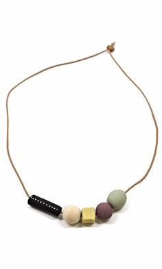 The Ilona Necklace by Ecru just hit our store and has been making some waves! Check it out at mooreaseal.com