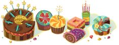 My Happy Birthday Doodle! Birthday Doodle, Happy Birthday Me, Birthday Greetings, Birthday Wishes, Birthday Gifts, Birthday Freebies, 33rd Birthday, Birthday Cake, Google Birthday