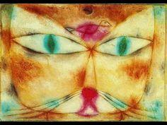 Paul Klee. Breve biografía y sus obras. Ideal para niños y esl - YouTube