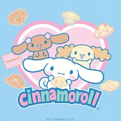 Wouldn't Cinnamoroll spice cookies be nice today? Yum!