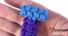 Toggle knot.