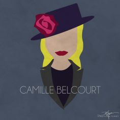Camille Belcourt by http://otepinside.tumblr.com/