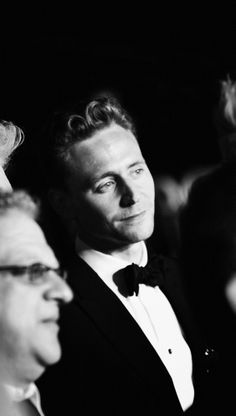 Tom Hiddleston. You can say no wrong about this man....he is truely amazing!