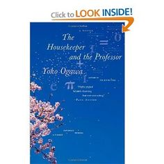 The Housekeeper & The Professor would be a great read aloud for teachers. It makes a great connection between literature and math.