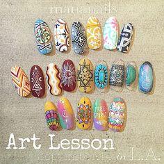 """Beauty Blog — Mananails on Instagram: """"I will be having nail..."""