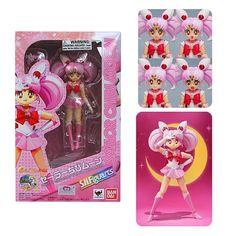 Sailor Moon Sailor Chibi Moon SH Figuarts Action Figure