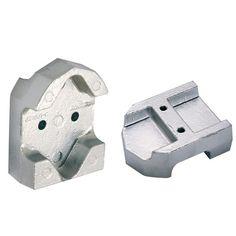 """Zinc Tecnoseal X7 Shaft Anode 1-1//2/"""" Shaft Diameter"""