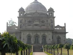 Tomb in Lucknow, India
