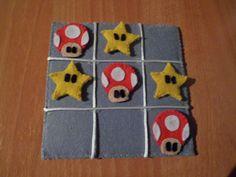Tres en Raya Mario Bros
