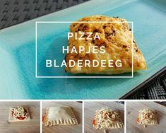 in 5 simpele stappen een heerlijk bladerdeeg pizza hapje maken, Het kan echt!