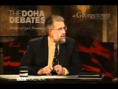 """▶ISRAEL demystifies SPELL on USA: ex-cia analyst ••Michael Scheuer•• cuts the B.S.! 2012-03-21 with congressmen on """"The Doha Debates"""" at Georgetown Univ. • Scheuer suggests US should no longer care for Israel's survival as Israel is not really ally since it corrupts US politics - lobbying system is about convincing yet Israeli lobbies about harming US security as long as for their own good – US has been losing on all war fronts + wasting millions of lives worldwide, losing its economic grip…"""