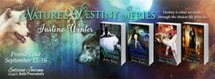 Books,Wine and Lots Of Time: Promo Tour for Nature's Destiny by Justine Winter