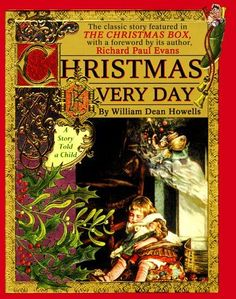 Christmas Every Day, http://www.amazon.com/dp/0671003267/ref=cm_sw_r_pi_awd_brSrsb1JQQW08