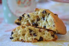Cookies aux pépites de chocolat et à la crème fraiche