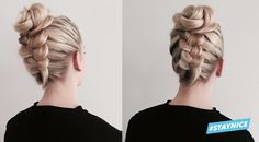 Be Ready to party with this Hair Style from NiceHair.dk  Håropsætning til alle slags fester!