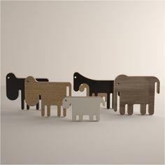"""""""wooden toy animals"""""""