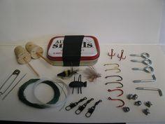 Small Items - Altoids Tin - Page 1 - Survival Items, Survival Prepping, Emergency Preparedness, Survival Skills, Survival Gear, Emergency Kits, Wilderness Survival, Outdoor Survival, Survival Fishing Kit