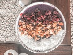 Berry smoothie bowl Smoothie Bowl, Acai Bowl, Berry, Breakfast, Healthy, Food, Acai Berry Bowl, Morning Coffee, Essen