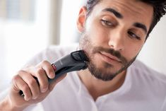 Best Philips Beard Trimmer For Men - Which is The Best Philips Beard Trimmers Facial Hair Trimmer, Best Trimmer For Men, Professional Beard Trimmer, Cool Mustaches, Trimming Your Beard, Shopping, Brunettes