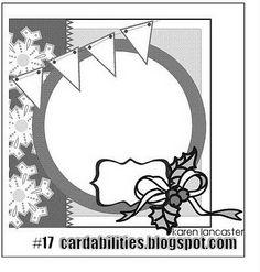 Dec 15th Reveal-Sketch #17 | cardabilities