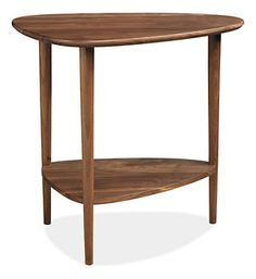 Gibson End Table - End Tables - Living - Room & Board    $799.00