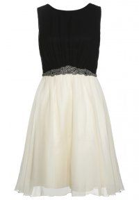 Little Mistress - Cocktailkleid / festliches Kleid - black cream