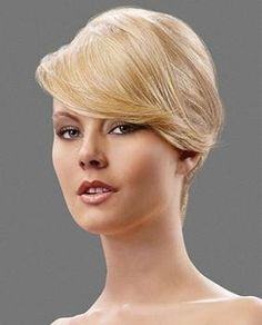 hairdo SWEPT AWAY BANG, R14/25 HONEY GINGER by HAIRUWEAR. $22.30. Available in 11 salon-inspired colors. The Swept Away angled-cut clip-in bang lets your create a side bang without the haircutting commitment.  Wear it alone or in conjunction with other Hairdo pieces.