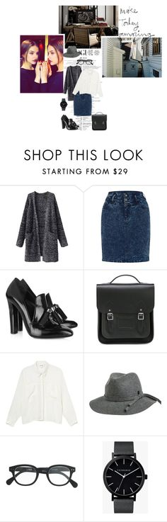 """Set #4417"" by miky94 ❤ liked on Polyvore featuring Ralph Lauren Home, Alexander Wang, The Cambridge Satchel Company, Monki, Rip Curl, J.Crew, The Horse and Swarovski"