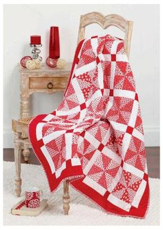 Christmas Quilt - Project - Spotlight Australia