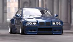 Pandem Rocket Bunny E36 Widebody