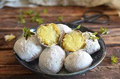 Ziemniaki pieczone jak z ogniska - niebo na talerzu Camembert Cheese, Eggs, Breakfast, Food, Morning Coffee, Essen, Egg, Meals, Yemek