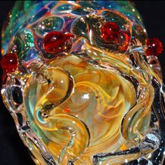 glass art - dizzyingly beautiful!