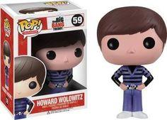 Howard Wolowitz Television Series - PopVinyls.com