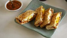 For a speedy, tasty feed, it's hard to beat a golden crispy bacon and egg jaffle. For this recipe, I recommend using kasundi relish - the recipe makes a large amount but if sealed in sterilised jars will keep for a year.