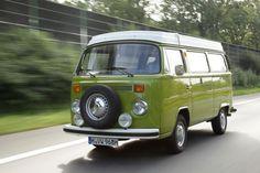 VW T1 Westfalia, T2 Helsinki und T3 Joker - Bilder - autobild.de