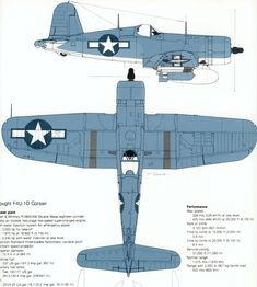 My favorite plane; F4U Corsair