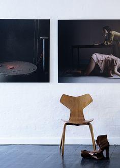 Grand Prix Chair - Arne Jacobsen - 1957