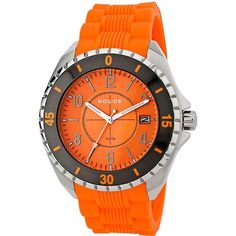 BRIGHT & BOLD! Stand out with this striking Police Men's Miami II Orange Rubber Strap Watch - 13669JS/17 - £79.00 View it here: http://www.nigelohara.com/police-mens-miami-ii-orange-rubber-strap-watch-13669js17-pid24426.html