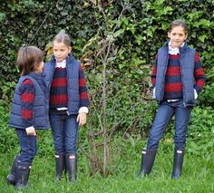 Vistiendo a tres. Little Man, Little People, Toddler Fashion, Kids Fashion, Stories For Kids, Preppy, Boy Or Girl, Tartan, Lady