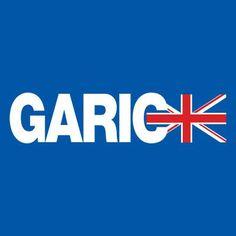 Garic Ltd Heavy Construction Equipment, Manchester, Innovation, Logos, Logo