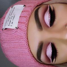 Eye Makeup Tips.Smokey Eye Makeup Tips - For a Catchy and Impressive Look Makeup Goals, Makeup Inspo, Makeup Art, Makeup Inspiration, Makeup Tips, Beauty Makeup, Makeup Ideas, Makeup Style, Makeup Geek