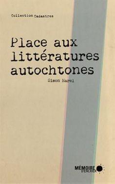 Après un long travail d'élaboration, nécessaire pour que l'accès au monde de l'édition devienne réalité, son corpus s'est rapidement étoffé et diversifié. Tandis que la littérature amérindienne en anglais aborde résolument le champ narratif, celle du Québec francophone affiche sa spécificité par la présence très forte de la poésie - qui est d'ailleurs l'un des genres privilégiés de la littérature nord-américaine de langue française. Cote: PS 8089.5 i6P5 2017