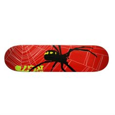 Patineta Spider & Red Wb