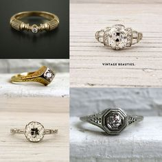 ❤ the ring top right ring.